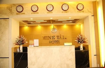Minh Tam Cong Hoa Hotel and Spa